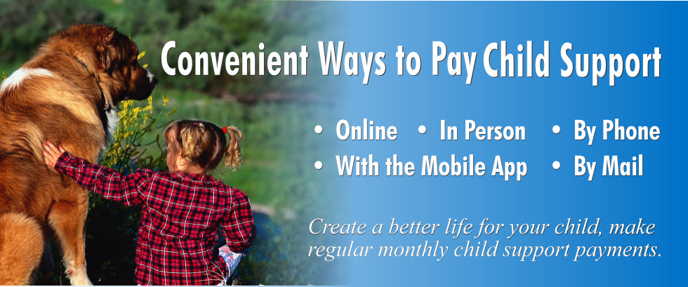 Convenient Ways to Pay Child Support